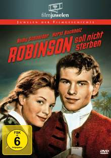 Robinson soll nicht sterben, DVD
