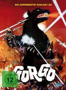 Gorgo (Blu-ray & DVD im Mediabook), 1 Blu-ray Disc und 1 DVD