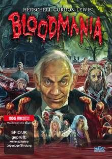 BloodMania (2017), DVD