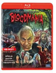 BloodMania (2017) (Blu-ray), Blu-ray Disc