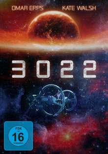 3022, DVD