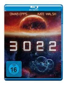 3022 (Blu-ray), Blu-ray Disc