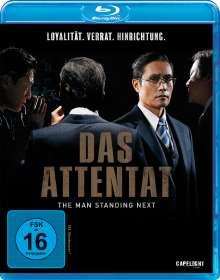 Das Attentat - The Man Standing Next (Blu-ray), Blu-ray Disc