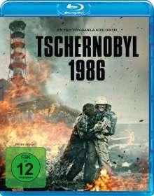 Tschernobyl 1986 (Blu-ray), Blu-ray Disc