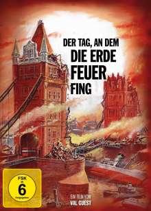 Der Tag, an dem die Erde Feuer fing (Blu-ray & DVD im Mediabook), 1 Blu-ray Disc und 1 DVD