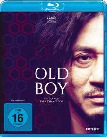 Oldboy (2003) (Blu-ray), Blu-ray Disc