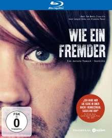 Wie ein Fremder - Eine Deutsche Popmusik-Geschicht (Blu-ray), Blu-ray Disc