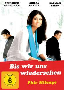 Phir Milenge - Bis wir uns wiedersehen, DVD