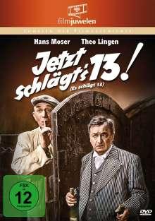 Jetzt schlägt's 13, DVD