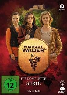 Weingut Wader (Komplette Serie), 2 DVDs