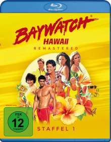 Baywatch Hawaii Staffel 1 (Blu-ray), 4 Blu-ray Discs
