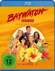 Baywatch Hawaii Staffel 2 (Blu-ray), 4 Blu-ray Discs