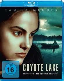 Coyote Lake (Blu-ray), Blu-ray Disc
