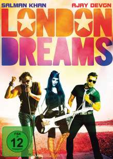 London Dreams, DVD