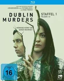 Dublin Murders Staffel 1 (Blu-ray), Blu-ray Disc