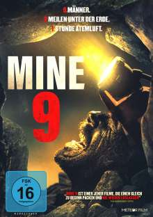 Mine 9, DVD