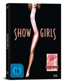 Showgirls (Blu-ray im Mediabook), 2 Blu-ray Discs