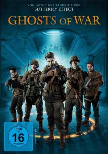 Ghosts of War, DVD