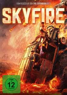 Skyfire, DVD