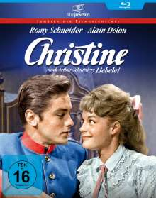 Christine (1958) (Blu-ray), Blu-ray Disc