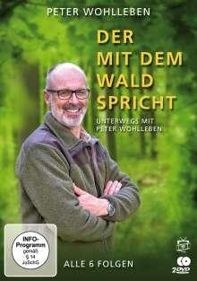 Der mit dem Wald spricht - Unterwegs mit Peter Wohlleben, 2 DVDs