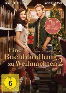 Eine Buchhandlung zu Weihnachten 2, DVD