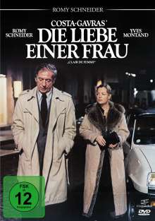 Die Liebe einer Frau, DVD