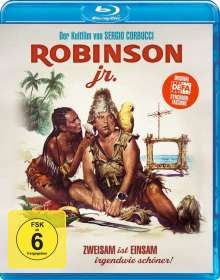 Robinson jr. (Blu-ray), Blu-ray Disc