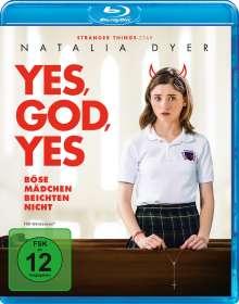 Yes, God, Yes - Böse Mädchen beichten nicht (Blu-ray), Blu-ray Disc