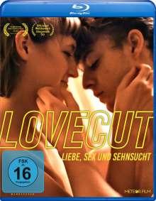 Lovecut (Blu-ray), Blu-ray Disc