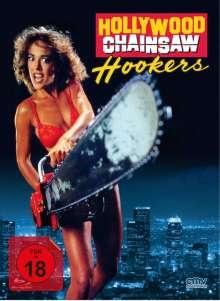 Hollywood Chainsaw Hookers (Blu-ray & DVD im Mediabook), 1 Blu-ray Disc und 1 DVD