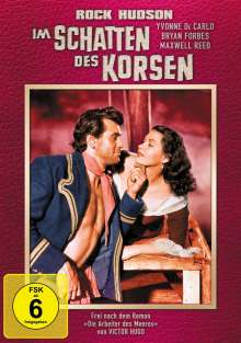 Im Schatten des Korsen, DVD