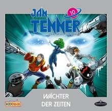 Jan Tenner (10) Wächter der Zeiten, CD