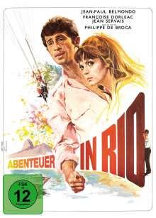 Abenteuer in Rio (Blu-ray & DVD im Mediabook), 1 Blu-ray Disc und 1 DVD