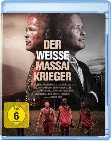 Der weisse Massai Krieger (Blu-ray), Blu-ray Disc
