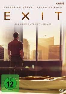 Exit - Ein Near-Future-Thriller, DVD