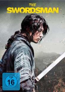 The Swordsman, DVD