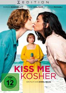 Kiss Me Kosher, DVD