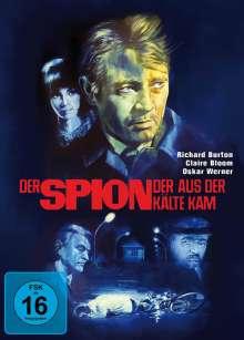 Der Spion, der aus der Kälte kam (Blu-ray & DVD im Mediabook), 1 Blu-ray Disc und 1 DVD