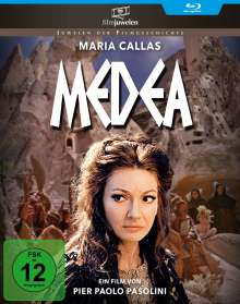Medea (Blu-ray), Blu-ray Disc