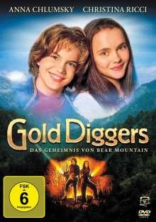 Gold Diggers - Das Geheimnis von Bear Mountain, DVD