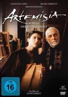 Artemisia - Schule der Sinnlichkeit, DVD