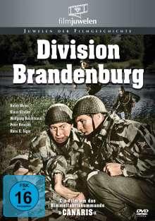 Division Brandenburg, DVD
