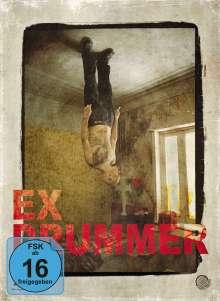 Ex Drummer (Blu-ray im Mediabook), Blu-ray Disc