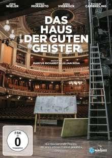 Das Haus der guten Geister, DVD
