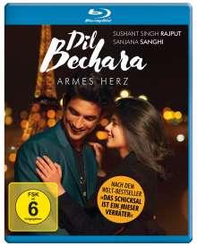 Dil Bechara - Armes Herz (Blu-ray), Blu-ray Disc