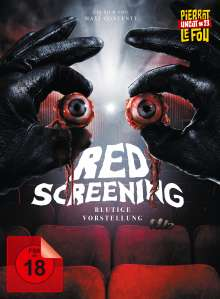 Red Screening (Blu-ray & DVD im Mediabook), 1 Blu-ray Disc und 1 DVD