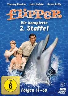 Flipper Staffel 2, 4 DVDs