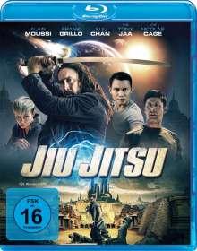 Jiu Jitsu (Blu-ray), Blu-ray Disc
