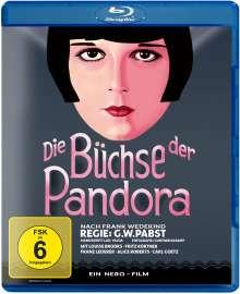 Die Büchse der Pandora (Blu-ray), Blu-ray Disc